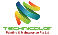 Logo - Technicolor Painting and Maintenance Pty Ltd